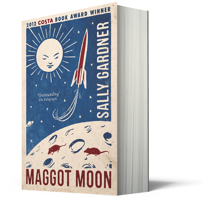 Maggot Moon adult edition